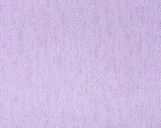 Обои на стену, винил на флизелине, 908-05, STATUS, однотонка, фиолет, сиреневый, 1,06*10м, фото 2