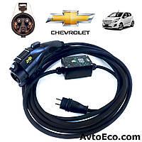 Зарядное устройство для электромобиля Chevrolet Spark J1772-16A-BOX