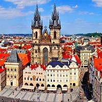 Авиатур в Прагу , фото 1