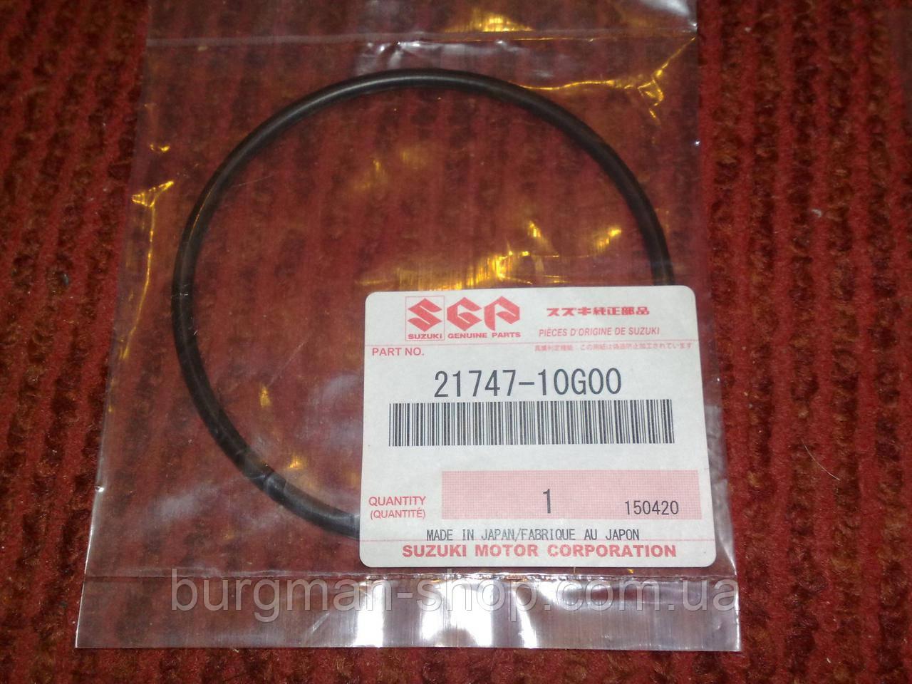 Сальник (кольцо) пер. вариатора правый 650сс Suzuki Burgman SkyWave 21747-10G00