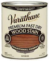 Масляная морилка для дерева, Wood Stain, Traditions Cherry (вишня), 0.946 litre, Varathane