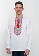 Мужская вышитая рубашка 2072, фото 1