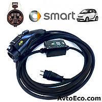 Зарядное устройство для электромобиля Smart Electric Drive AutoEco J1772-16A-BOX, фото 1