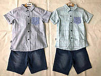 Комплекты на мальчика в оптом, F&D, 3-8 рр.