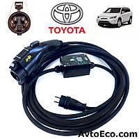 Зарядное устройство Toyota RAV4 EV J1772-16A-BOX