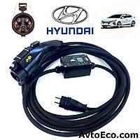Зарядное устройство для электромобиля Hyundai IONIQ Electric AutoEco J1772-16A-BOX