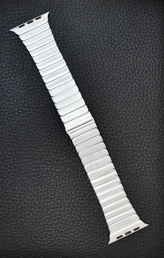 Ремешок Apple Watch Band Butterfly 42 mm Стальной