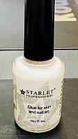 Клей для тела и фольги, Glue for skin and nail art-  Starlett professional, 15мл.