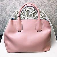 0dc2e93e0c5e Сумка в стиле Диор материал натуральна кожа, размер 36/25 см, цвет пудра