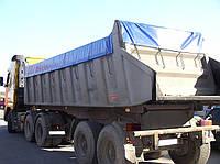 Тент полога ПВХ - Германия плотностью 680г/м2 для самосвалов, грузовиков, зерновозов