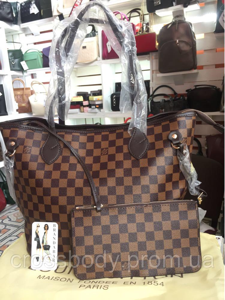 Женская Сумка Louis Vuitton Neverfull в Стиле — в Категории