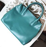 b15161c3b5d0 Сумка в стиле Диор материал натуральна кожа, размер 36/25 см, цвет мята