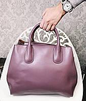 92ae1b4a9d74 Сумка в стиле Диор материал натуральна кожа, размер 36/25 см, цвет лиловый