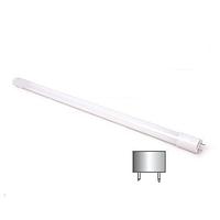 Светодиодная LED лампа, Т8, 9W, 600мм, 4000K, нейтральный свет, цоколь-G13, стекло, 2 года гарантии!!
