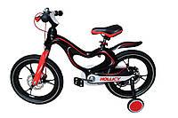 """Детский велосипед Hollicy 16"""" (черный)"""