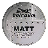 Матовая помада для стайлинга Hairgum Matt Hair Styling Pomade 40 g