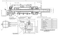 Маловыдвижные аппараты обдувки типа ОМ-0,35