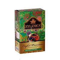 Чай зелёный Zylanica Forest Fruit лесные ягоды 100 гр
