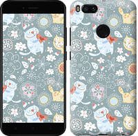 "Чехол на Xiaomi Mi A1 Котята v3 ""1223c-1132-9279"""