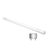 Светодиодная LED лампа, Т8, 18W, 1200мм, 6400K, холодный свет, цоколь-G13, стекло, 2 года гарантии!!