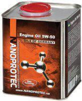 Nanoprotec Engine oil 5w-50 60л