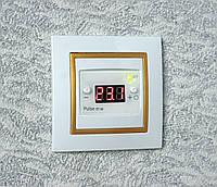 Терморегулятор ST-m для подогрева пола (2 датчика)