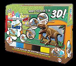 Набір для ліплення Pop-Art Динозавр