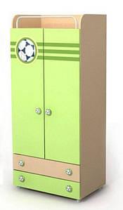 Двухдверный шкаф Bs-02-1 Active