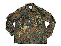Китель, рубашка армии Германии в расцветке Flecktarn (Бундесвер), оригинал, б/у
