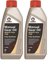 COMMA MANUAL GEAR OIL MVMTF PLUS 75W 25л