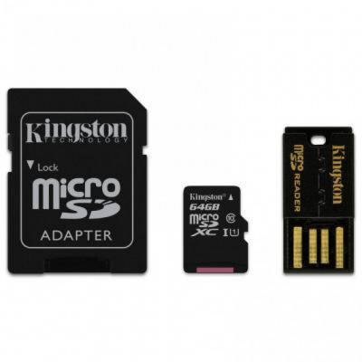 Карта памяти Kingston MBLY10G2/64GB