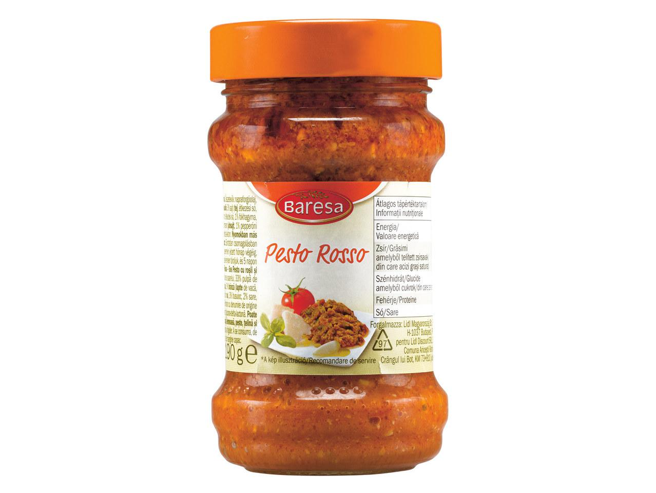 Baresa Pesto Rosso 190 гр.