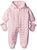 Сдельный розовый комбинезон The Children's Place (США) для девочки 3-6мес