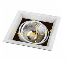 Карданный светодиодный светильник AL211 30W Feron