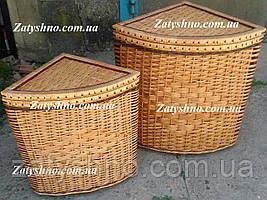 Сундук плетеный из лозы ( набор)