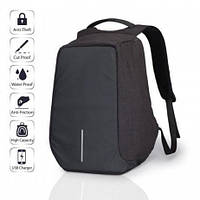 Городской рюкзак антивор Bobby Backpack от XD Design черный