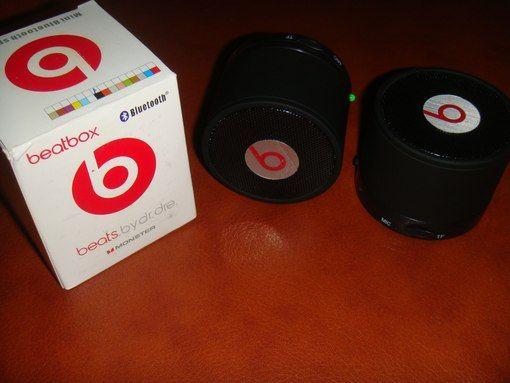 Beatbox bluetooth колонка monster beats для iPhone iPad HTC Nokia