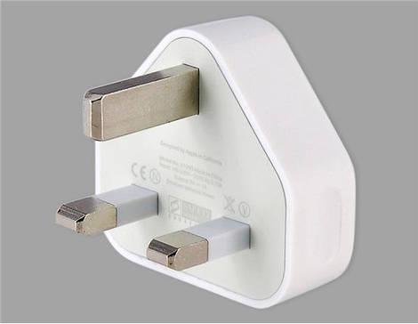 Зарядное устройство USB 5V 1A адаптер A1299 оригинал Apple