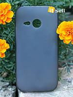 Чехол HTC (АшТиСи) TPU чехол Epik для HTC One mini 2             Серый (soft touch)
