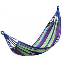 "Гамак одноместный King Camp ""Canvas Hammock"" Purple/Yellow"