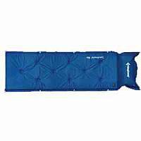 Самонадувающийся коврик KingCamp Point Inflatable Mat (KM3505) Dark blue