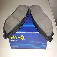 Колодки тормозные передние Эванда / Evanda, 1193SP