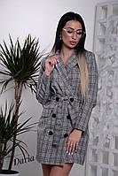 Стильное платье - пиджак. Турция. (11090)
