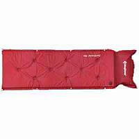 Самонадувающийся коврик Point Inflatable Mat (KM3505) Wine red