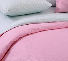 Постельное белье Воздушный поцелуй перкаль ТМ Комфорт-Текстиль (Полуторный), фото 2