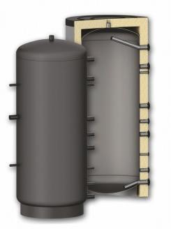 Емкость буферная (теплоаккумулятор) Р 2500л Sunsystem Болгария