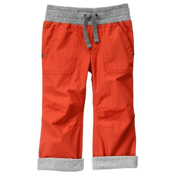 Дитячі штани для хлопчиків 2-5 років
