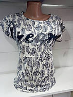 Женская футболка пр-во Турция S,M,L