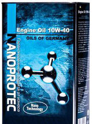 Nanoprotec Engine oil 10w-40 1л