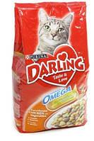 Сухой корм для кошек Darling (Дарлинг) с птицей и овощами 10 кг-снят с производства